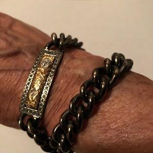 Tat2 wrap bracelet
